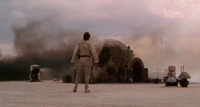Star Wars tribalism - tribe lost