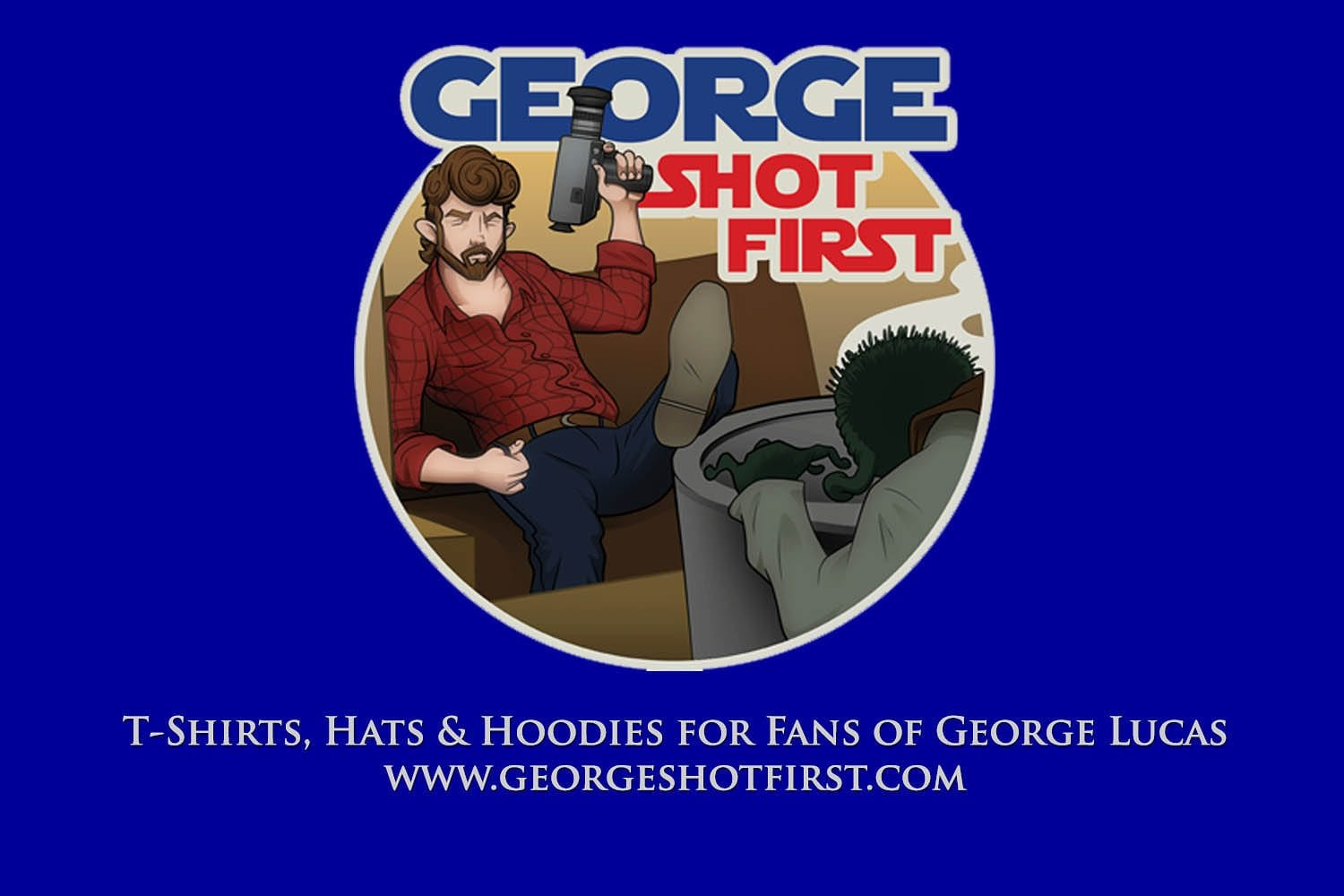 George Shot First Ad