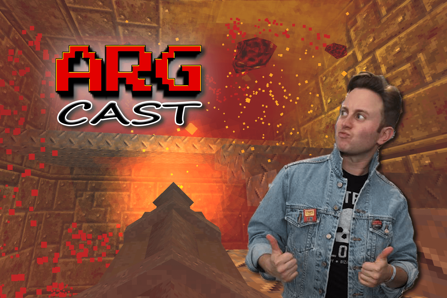 ARGcast #39: Spilling New Blood with Dave Oshry