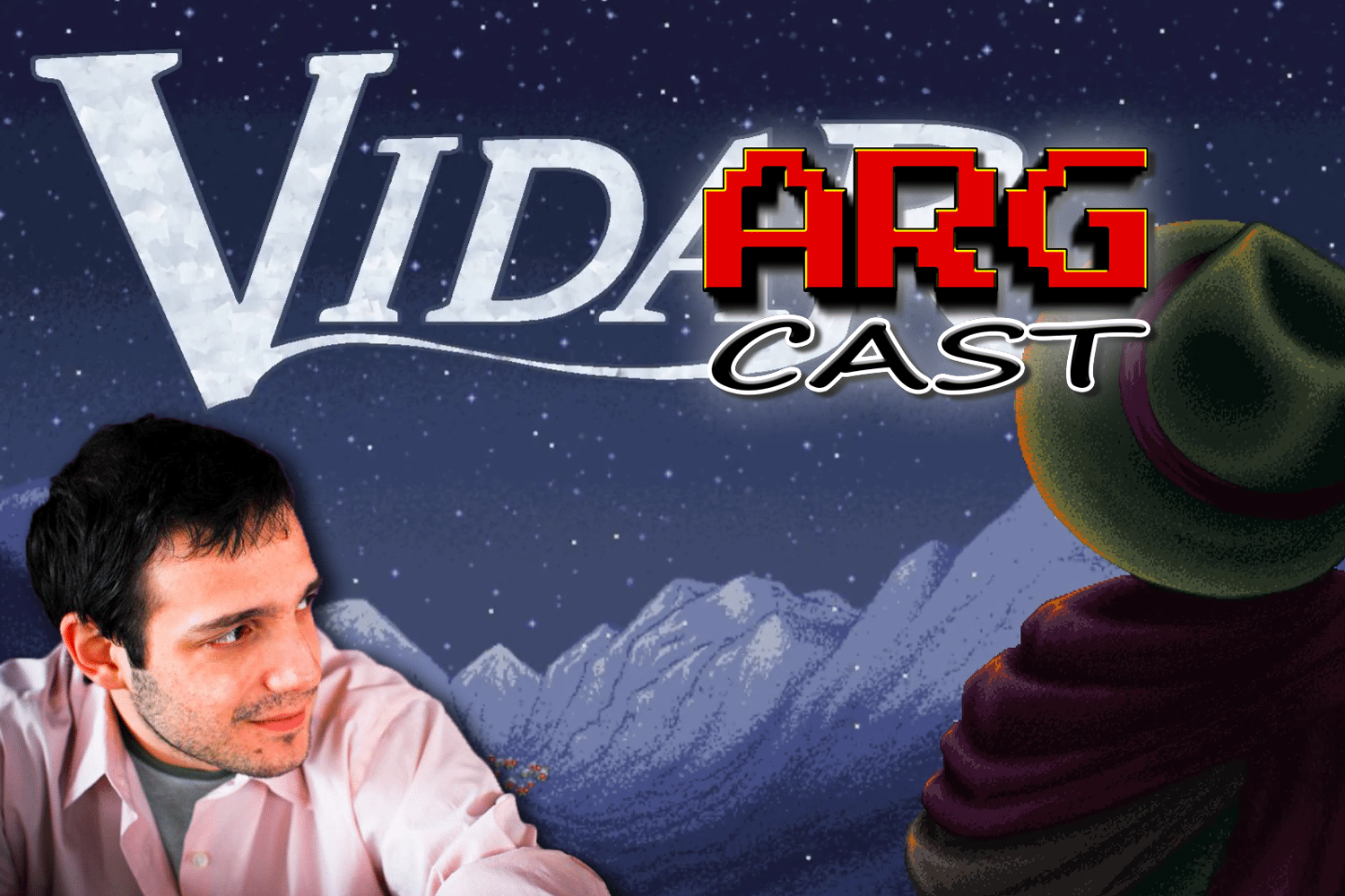 ARGcast #41: Exploring Vidar with Game Creator Dean Razavi