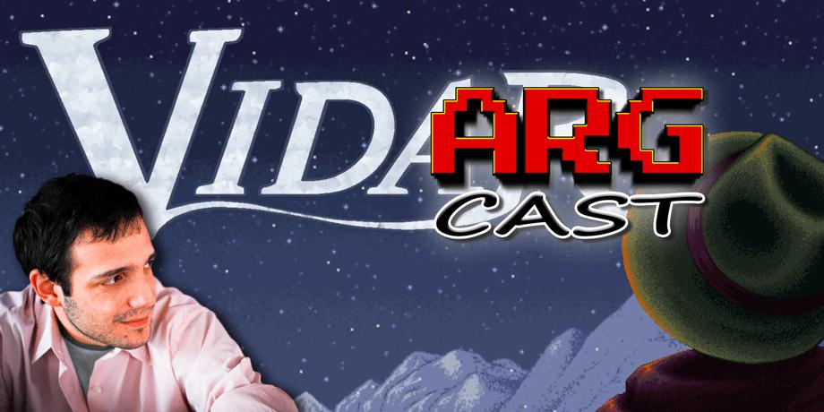 ARGcast #41: Exploring Vidar with Game Creator Dean Razavi