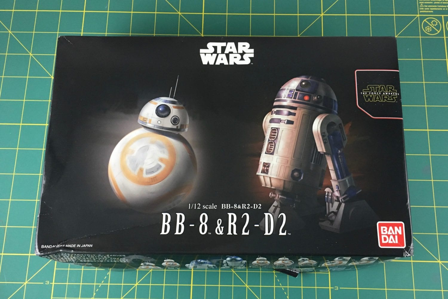Bandai 1:12 Model Kit BB-8