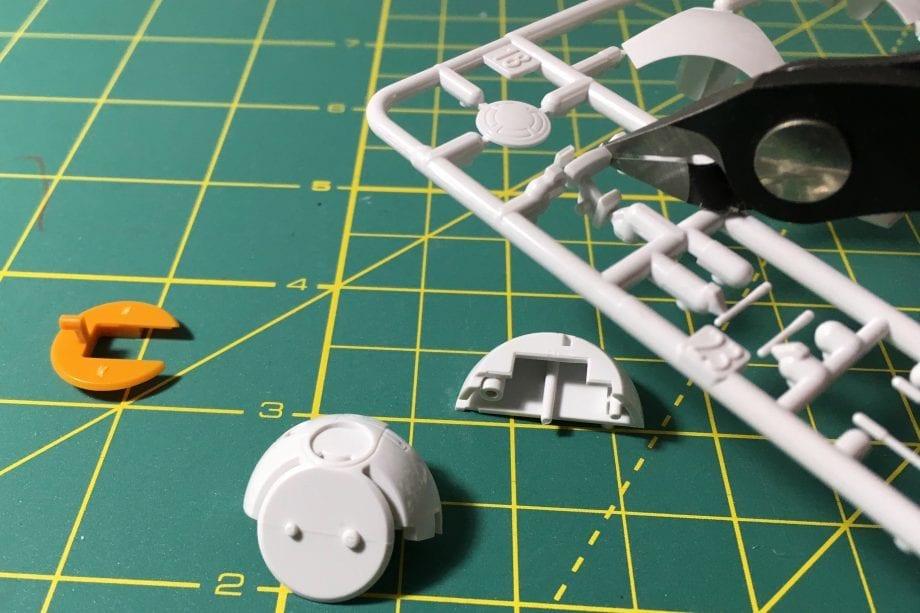 Bandai 1:12 Model Kit BB-8
