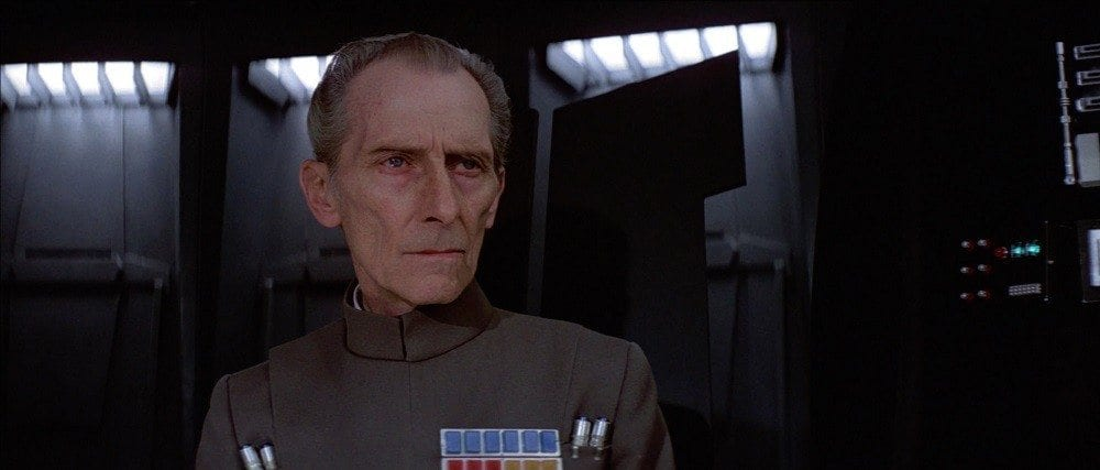 Starships, Sabers, and Scoundrels - Episode 21 - Imperial Power Players - Grand Moff Tarkin