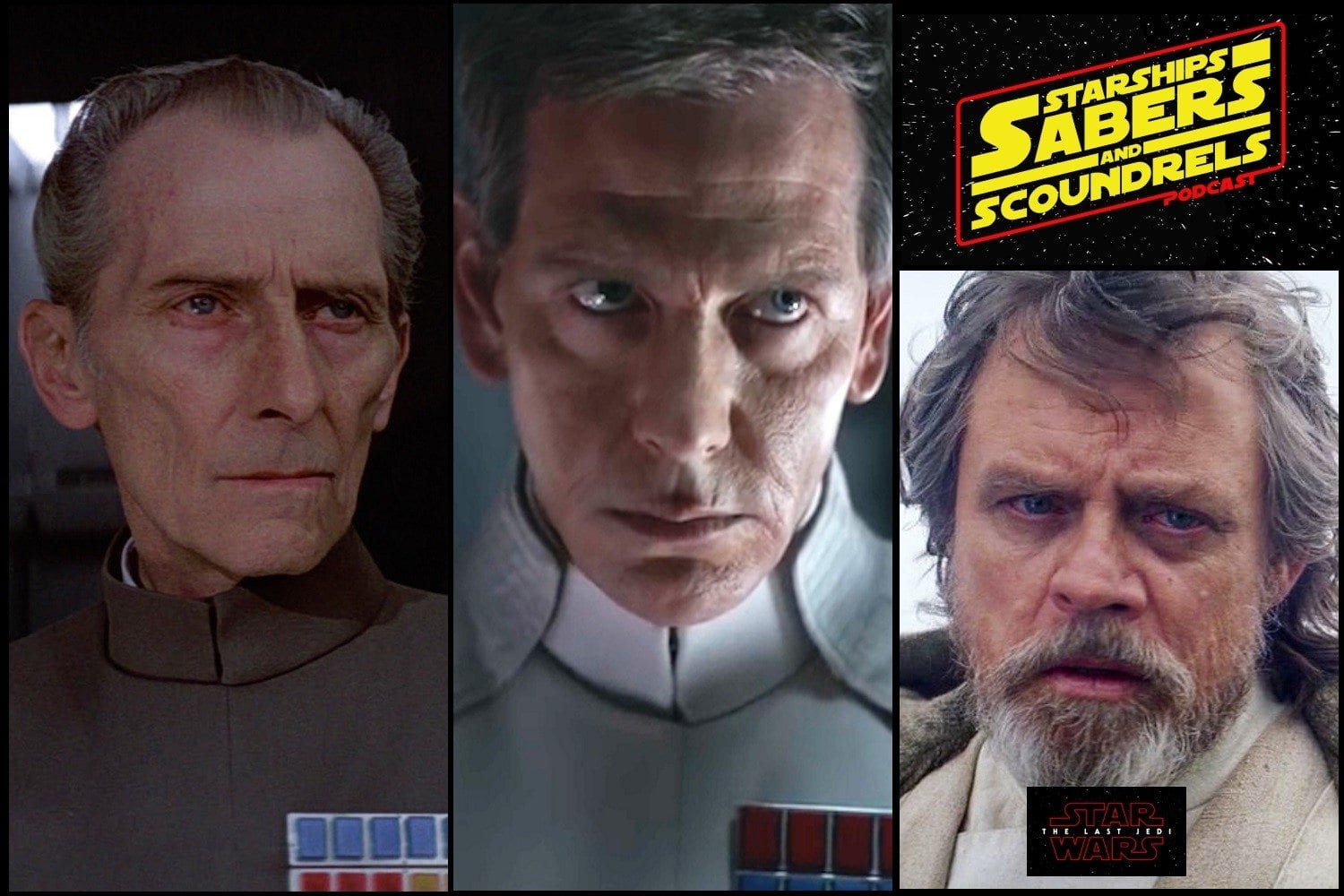 Starships, Sabers, and Scoundrels - Imperial Power Players - Episode 21 Show Image