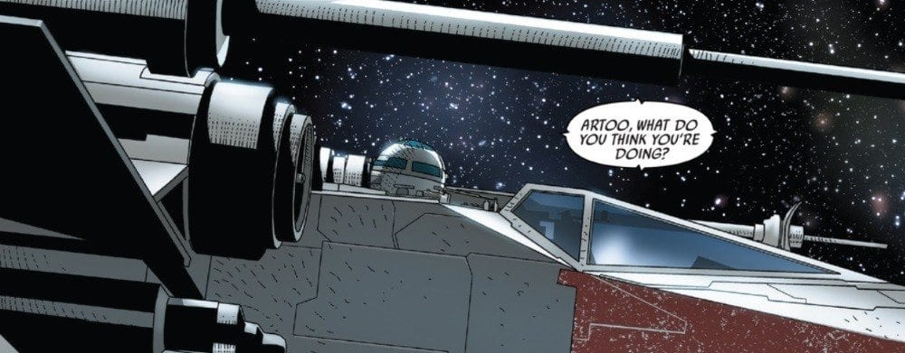 Star Wars #26 R2-D2 and the X-Wing