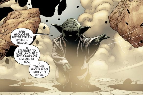 Star Wars #27 Feature