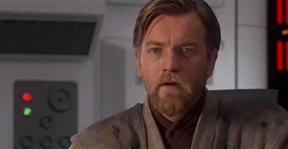Star Wars mysteries- Obi-Wan surprised