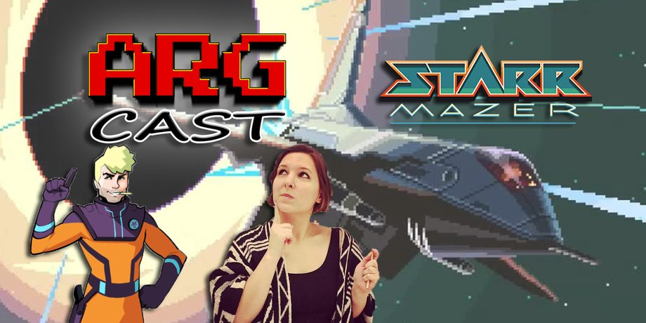 ARGcast #44: Storytelling with Starr Mazer Lead Writer Vanessa Williams