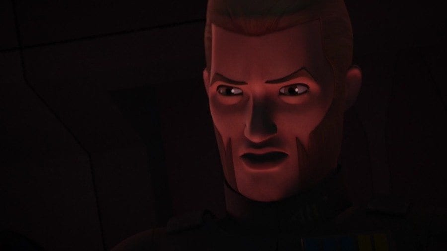 Starships, Sabers, and Scoundrels - show 23 - Outer Rim Shot - Agent Kallus