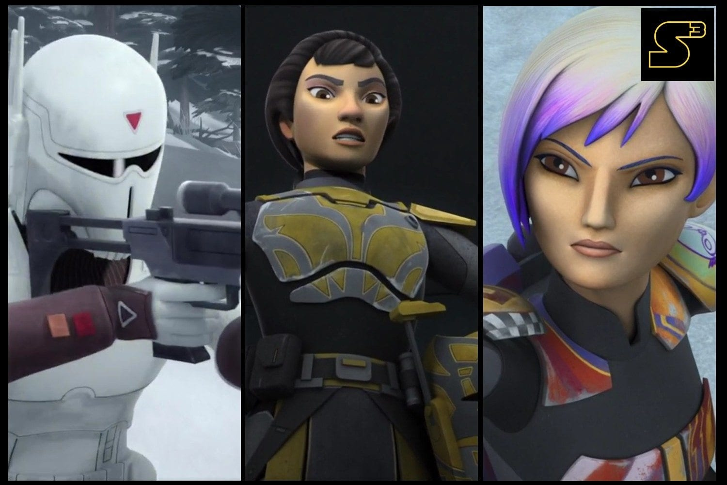Starships, Sabers, and Scoundrels - show 22.5 - Legacy of Mandalore