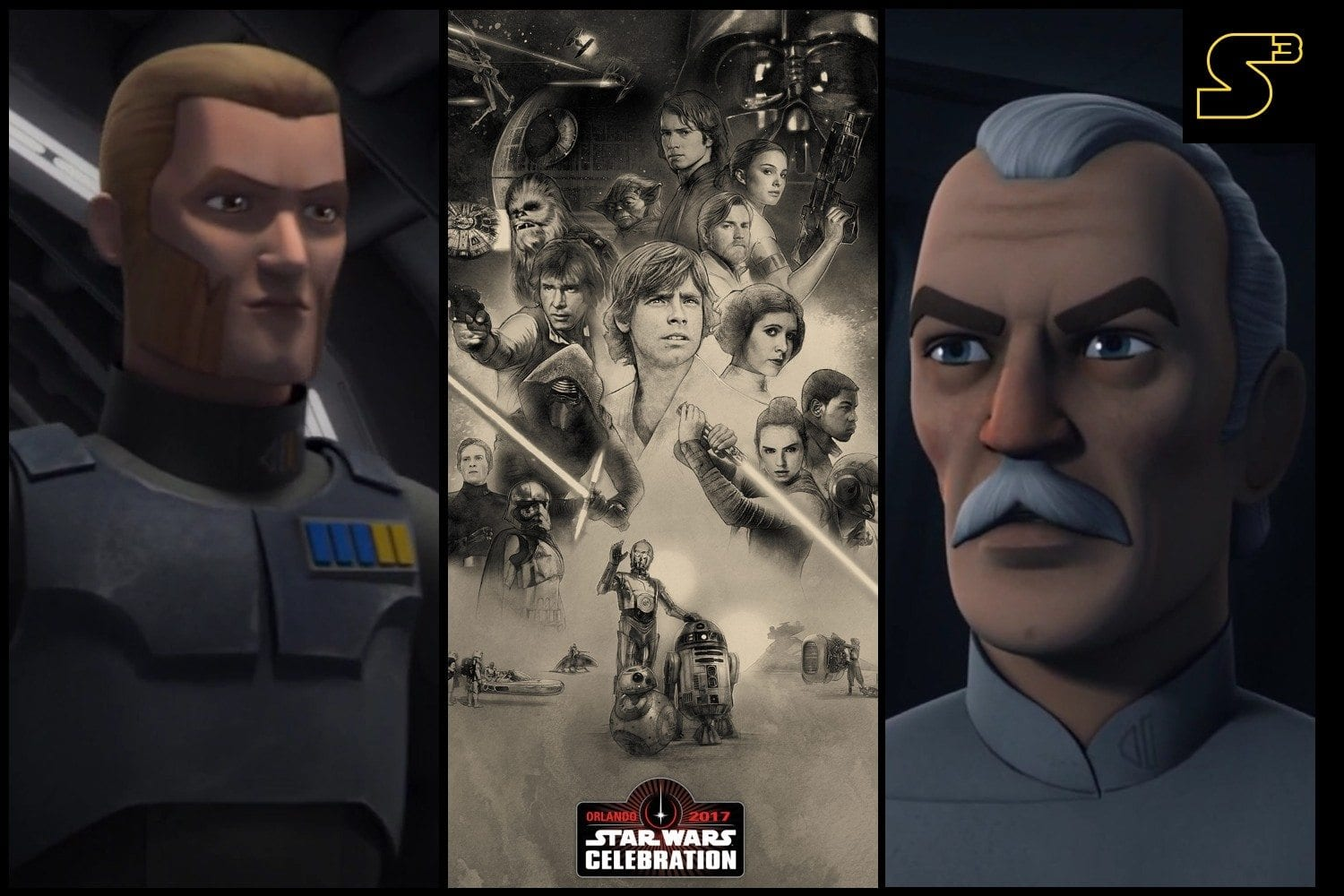 Starships, Sabers, and Scoundrels - episode 23 - Outer Rim Shot - Show Image