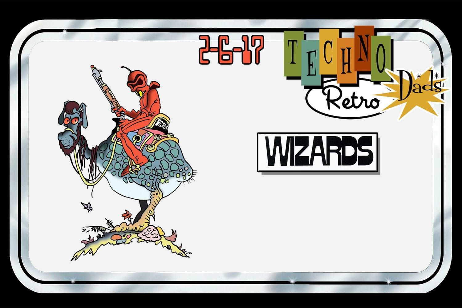 TechnoRetro Dads: Ralph Bakshi's Wizards Sends Aftershocks of 1977 Ten Million Years into the Future