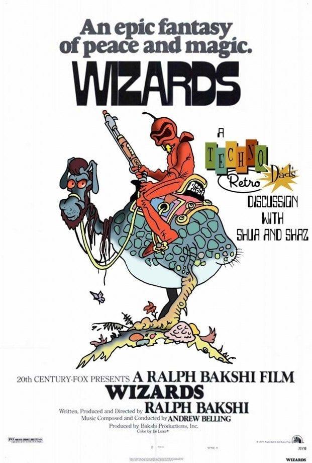 Ralph Bakshi Wizards