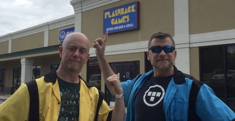 Popeye Video Game at Flashback Games