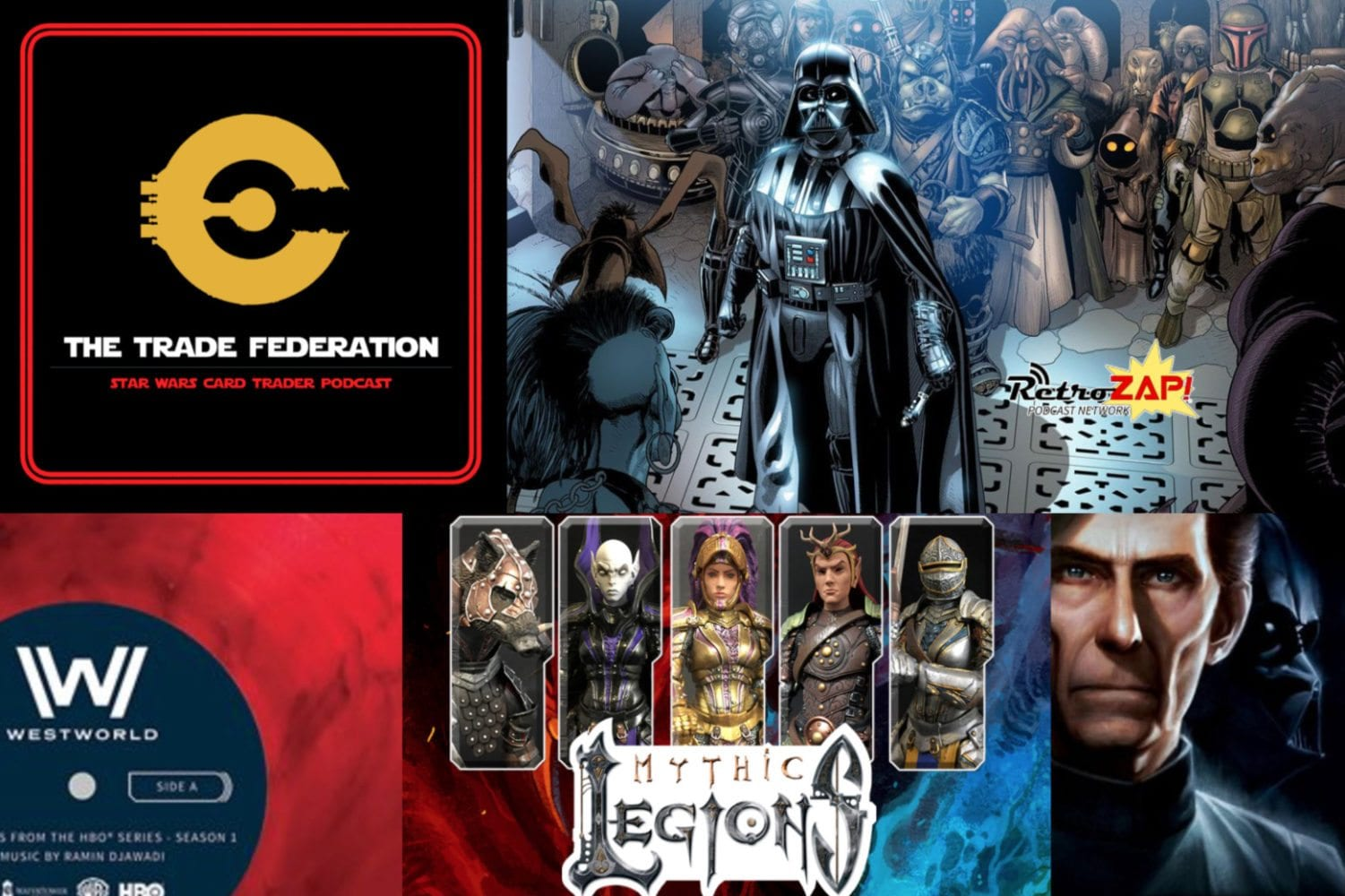 Trade Federation Podcast 88 - #TradeFedComics