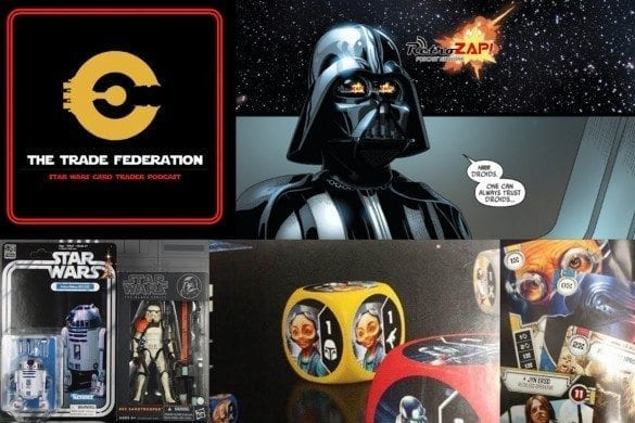 Trade Federation 89 Star Wars 40th Anniversary Black Series