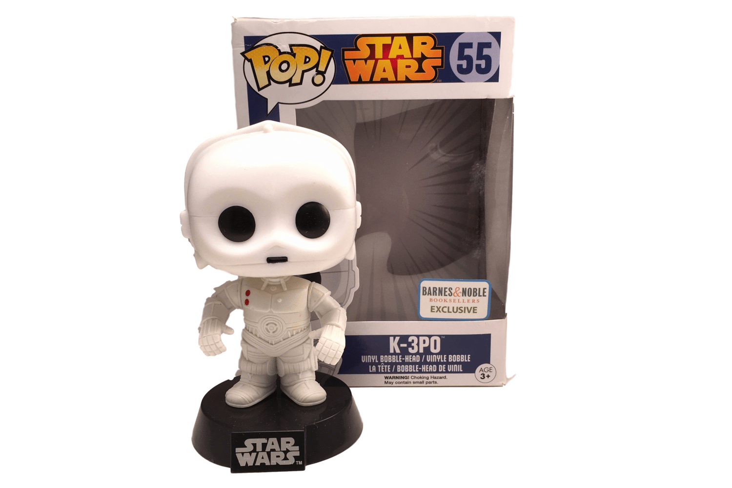 Funko Pop! Star Wars Guide #55 K-3PO