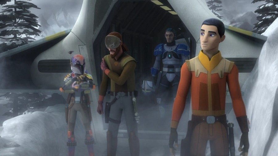 Starships, Sabers, and Scoundrels - Show 22.5 - Legacy of Mandalore - Recovering from the Crash
