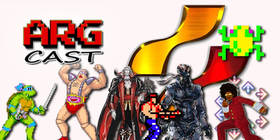 ARGcast #51: All Things Konami with Alex McCumbers