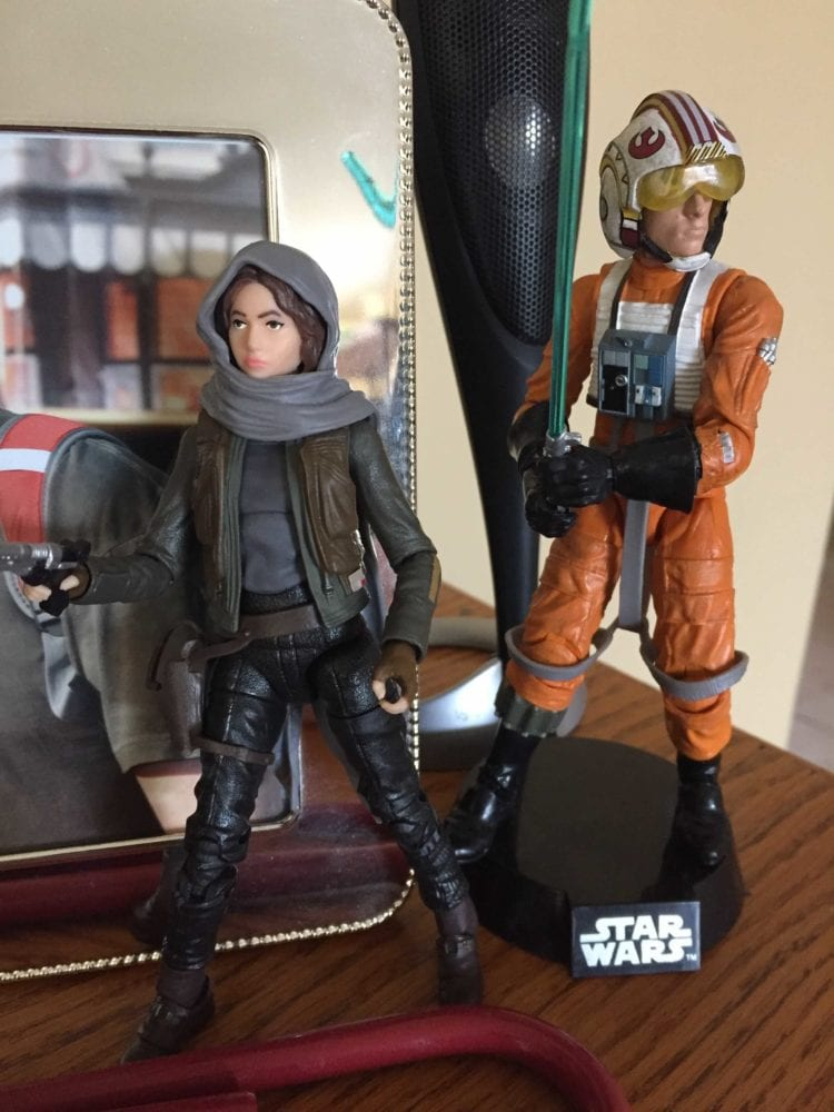 Jyn Erso Black Series