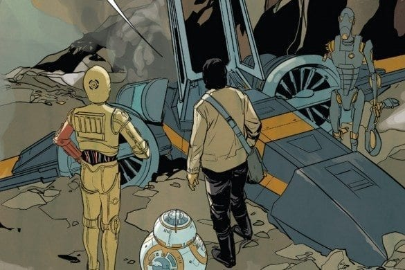 Poe Dameron #12 Feature Image