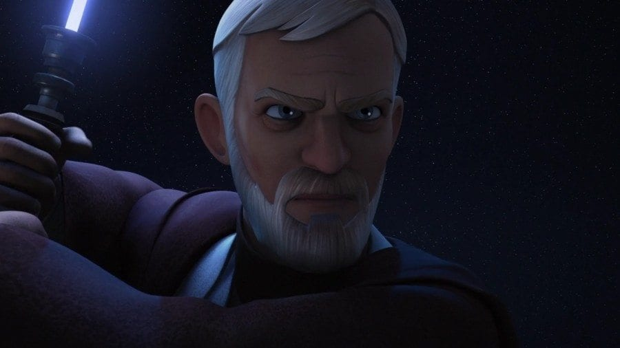 Starships, Sabers, and Scoundrels - Show 24.5 - Twin Suns and Legacy of Maul - Obi-Wan Kenobi