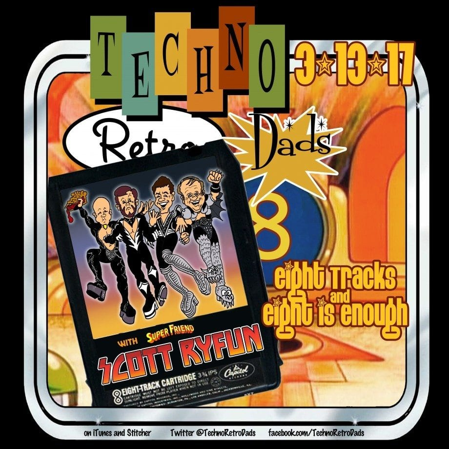 8-Track Eight Is Enough