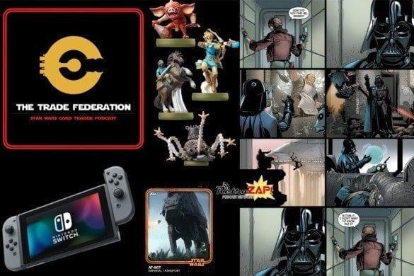 Trade Federation 90 Star Wars Card Trader