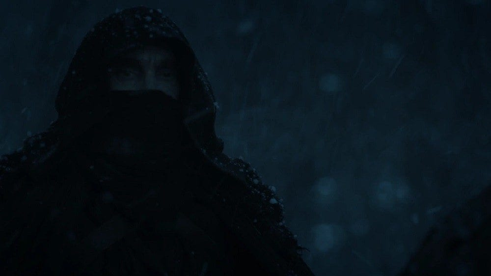 Coldhands Game of Thrones Causality