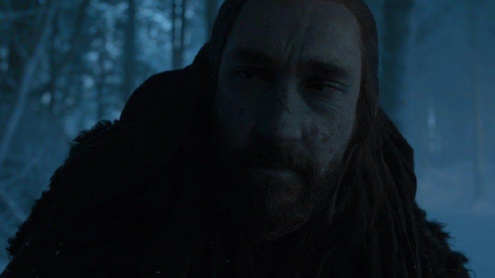 Benjen Game of Thrones Causality