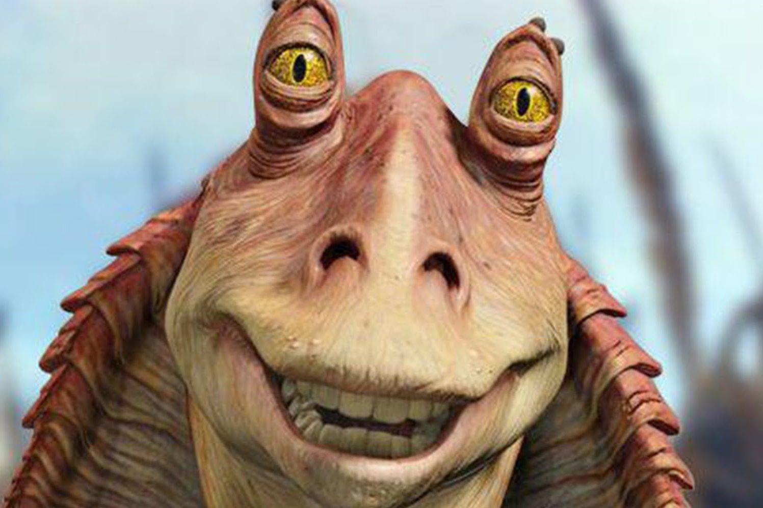 Jar Jar - Star Wars Comedy