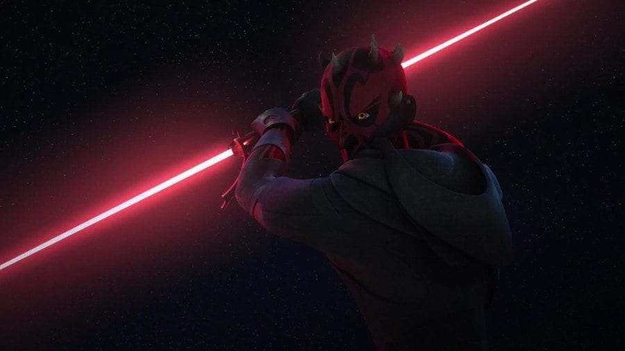 Starships, Sabers, and Scoundrels - Show 24.5 - Twin Suns and Legacy of Maul - Darth Maul