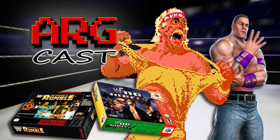 """ARGcast #53: Wrestling Games with Jason """"ThaBass"""" Bassett"""
