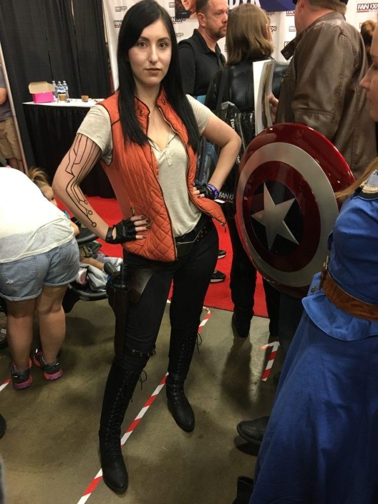 Fan Expo Dallas - Dr. Aphra Cosplay