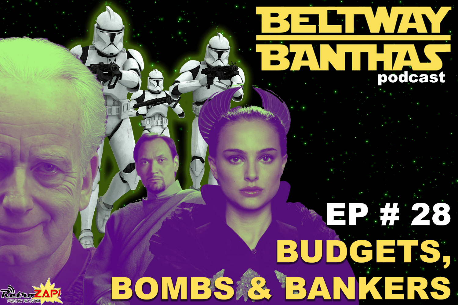 Beltway Banthas #28: Budgets, Bombs & Bankers