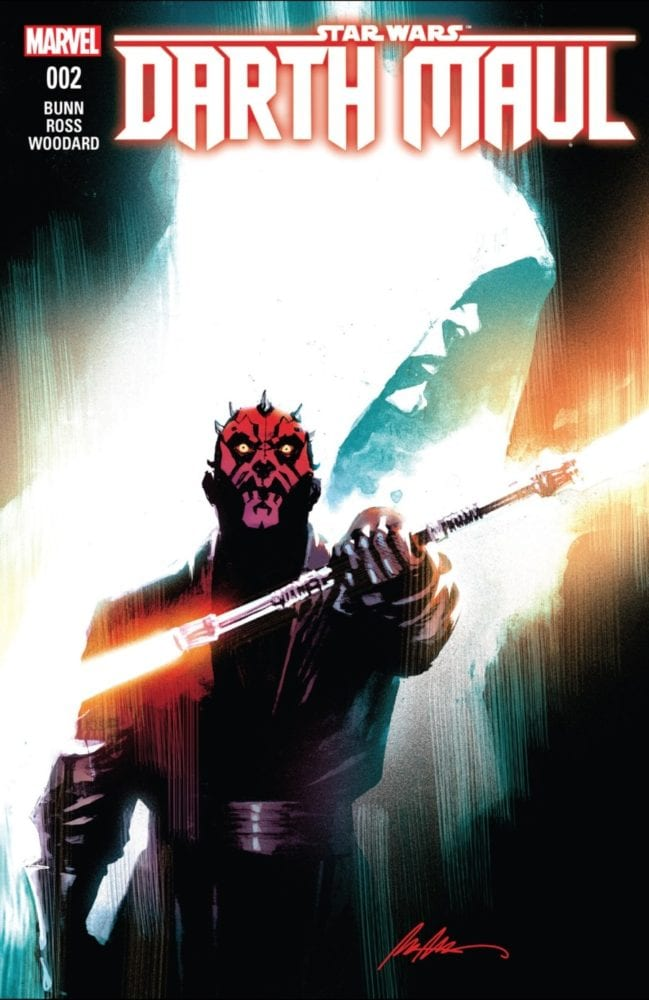 Darth Maul #2 Cover