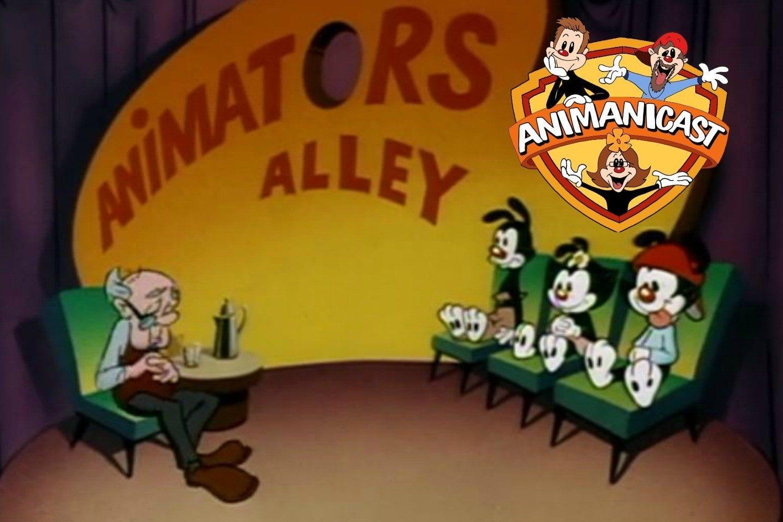animator's alley