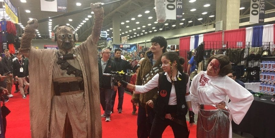 Fan Expo Dallas - Cosplayers