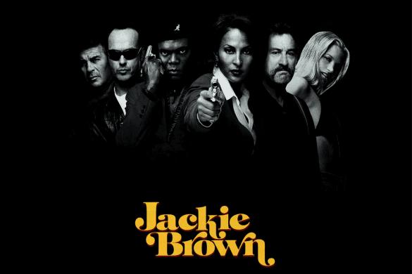 Jackie Brown Cover