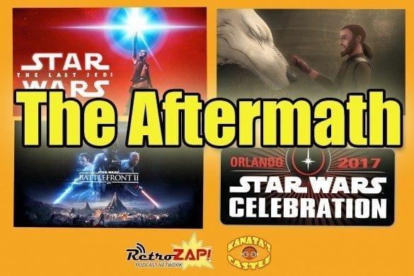 Star Wars Celebration The Aftermath