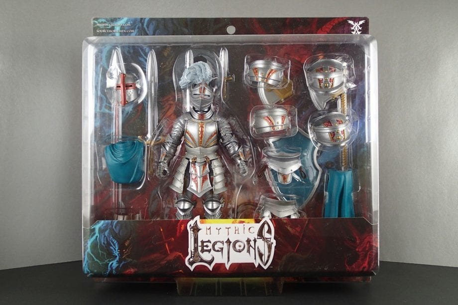 Photographic Plastic - Mythic Legions Deluxe Knight