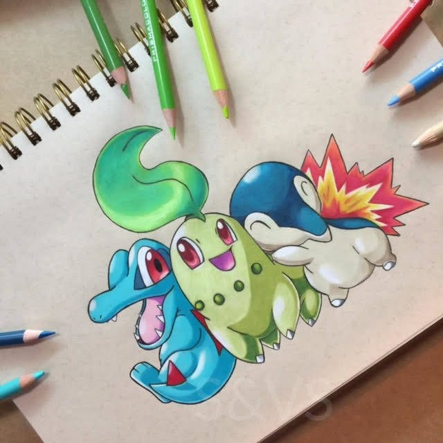 Jason Manchand - Arist Series - Pokemon