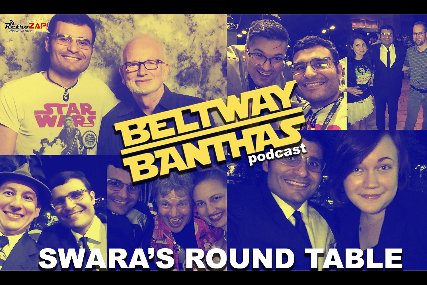 Beltway Banthas Special: Swara's Round Table (Live from Star Wars Celebration)
