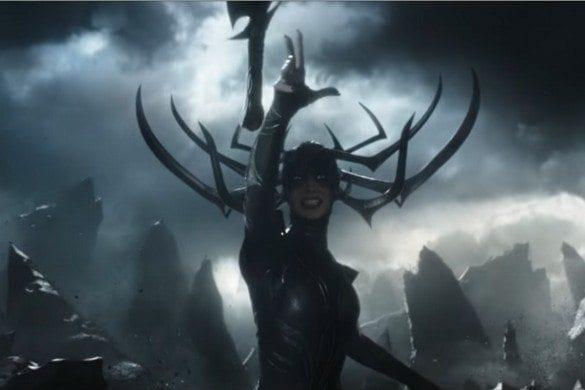 Thor: Ragnarok - Hela in Full Attire
