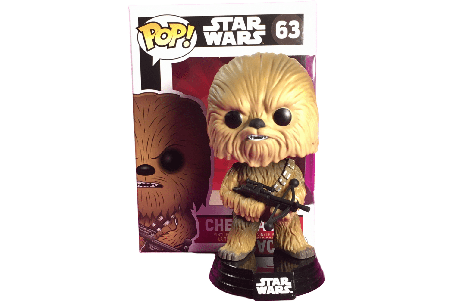 Chewbacca #63 Funko Pop Star Wars Guide