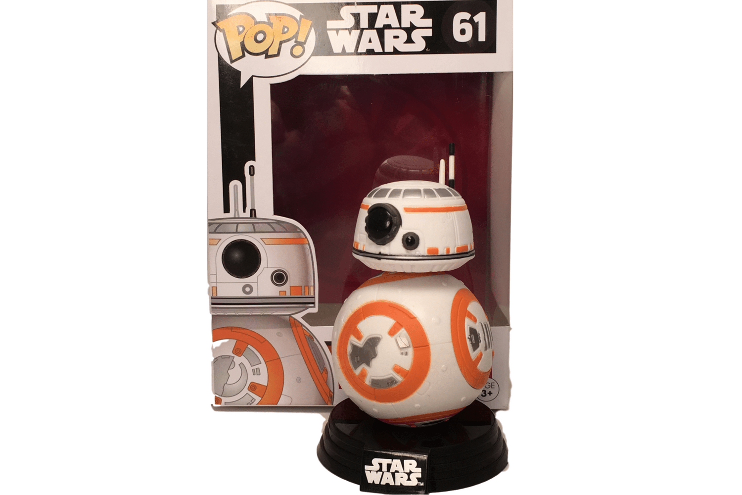Funko Pop! Star Wars Guide #61 BB-8