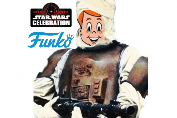 Funko at Celebration Orlando