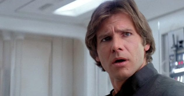 Star Wars plot holes - confused Han Solo