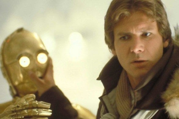 Star Wars plot holes - Han realization
